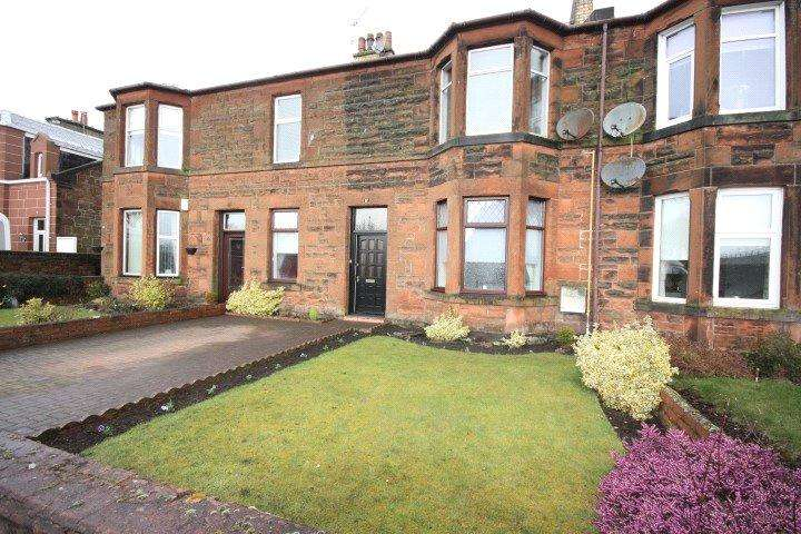 2 Bedrooms Flat for sale in 17 Bellesleyhill Avenue, Ayr, South Ayrshire, KA8
