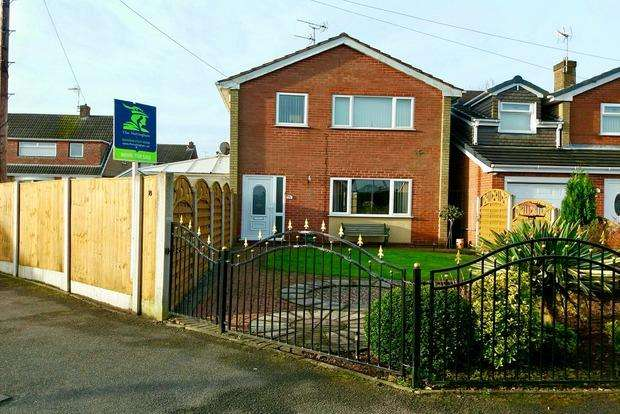 3 Bedrooms Detached House for sale in Morton Street, Mansfield, NG19