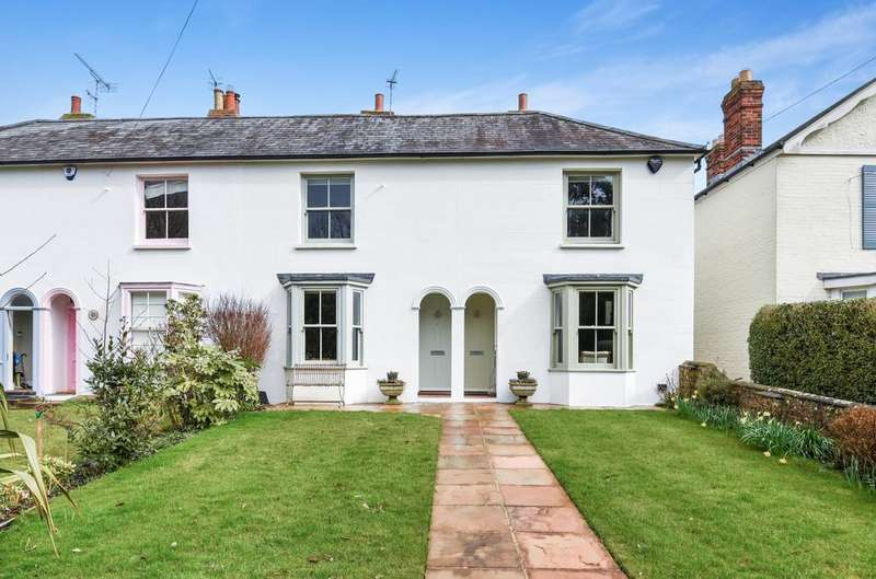 4 Bedrooms Semi Detached House for sale in Bosham Lane, Chichester, PO18