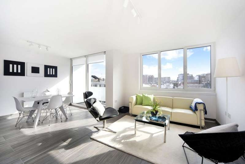3 Bedrooms Flat for sale in Notting Hill Gate, London. W11