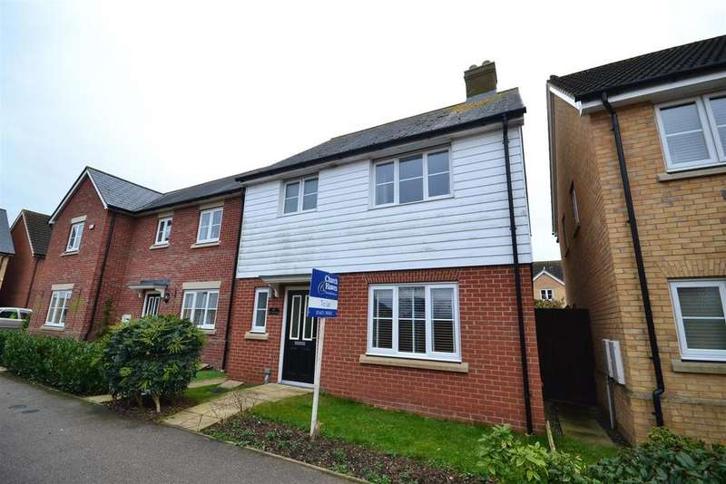 3 Bedrooms Detached House for rent in The Spinnaker, St Lawrence