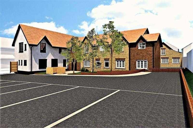 1 Bedroom Flat for sale in Old Mill Road, Hunton Bridge, KINGS LANGLEY, Hertfordshire