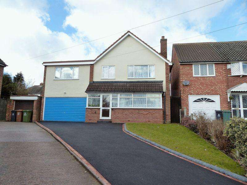 5 Bedrooms Detached House for sale in Lawrence Walk, Birmingham
