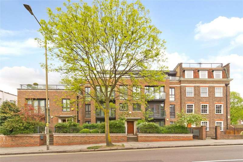 3 Bedrooms Flat for sale in Heath Cut Lodge, North End Way, Hampstead, London