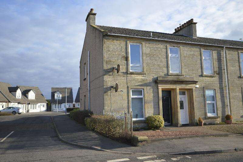 1 Bedroom Flat for rent in Annick Road, Irvine, North Ayrshire, KA12 0JF