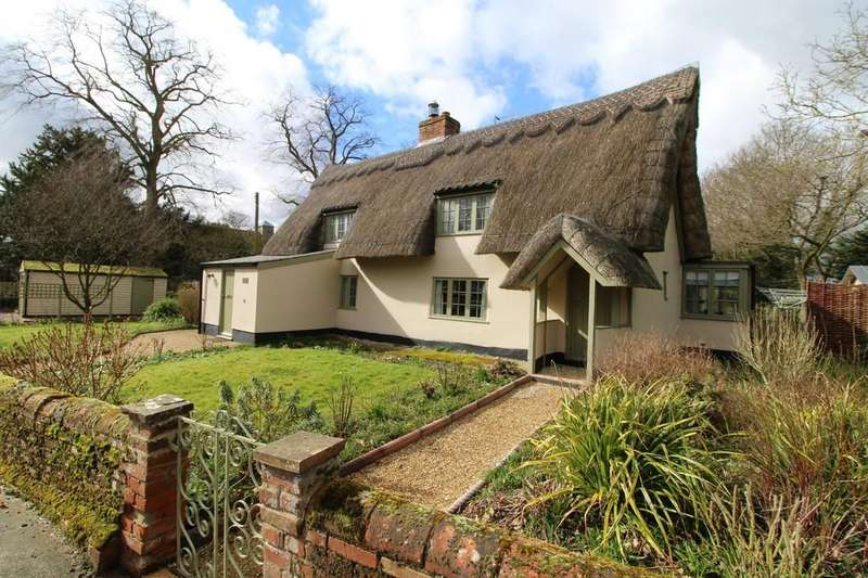 3 Bedrooms Cottage House for sale in Ashfield, Nr Debenham