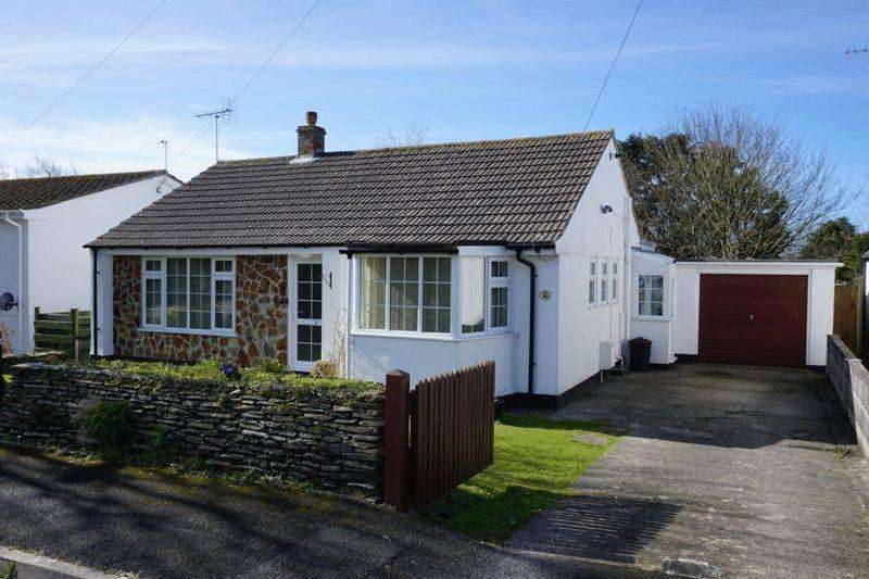2 Bedrooms Detached Bungalow for sale in Meadow Drive, Bude