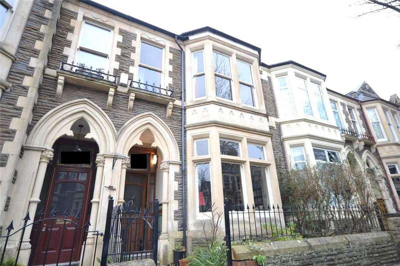 4 Bedrooms Terraced House for sale in Boverton Street, Roath, Cardiff, CF23