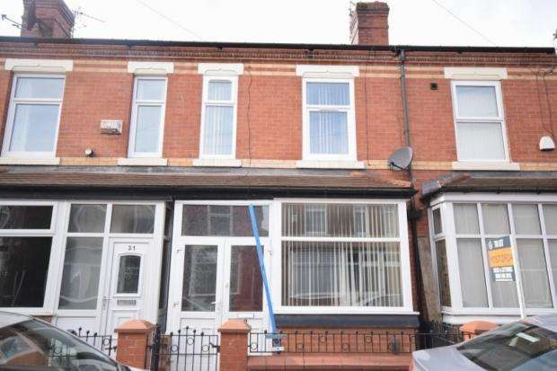 4 Bedrooms Terraced House for rent in Haddon Street, Salford, M6 6BN