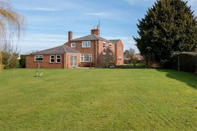 5 Bedrooms Detached House for sale in Main Road, Benington, Boston, Lincolnshire