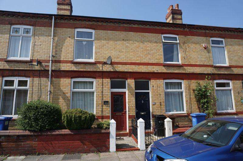 2 Bedrooms Terraced House for sale in Glanvor Road, Edgeley