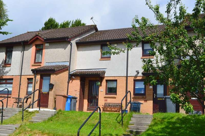 2 Bedrooms Terraced House for sale in Antonine Gardens, Duntocher G81 6BQ