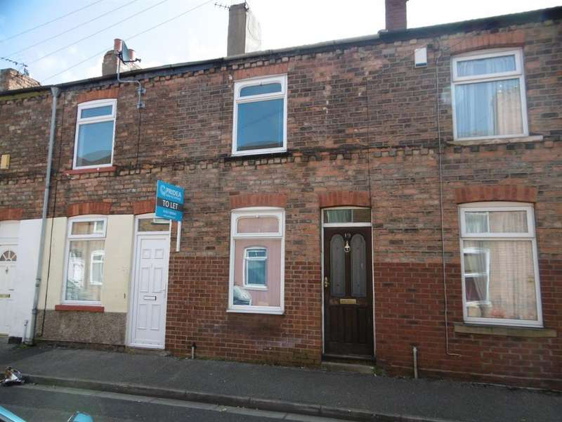 2 Bedrooms Terraced House for sale in Wheeldon Street, Gainsborough, DN21 1BS