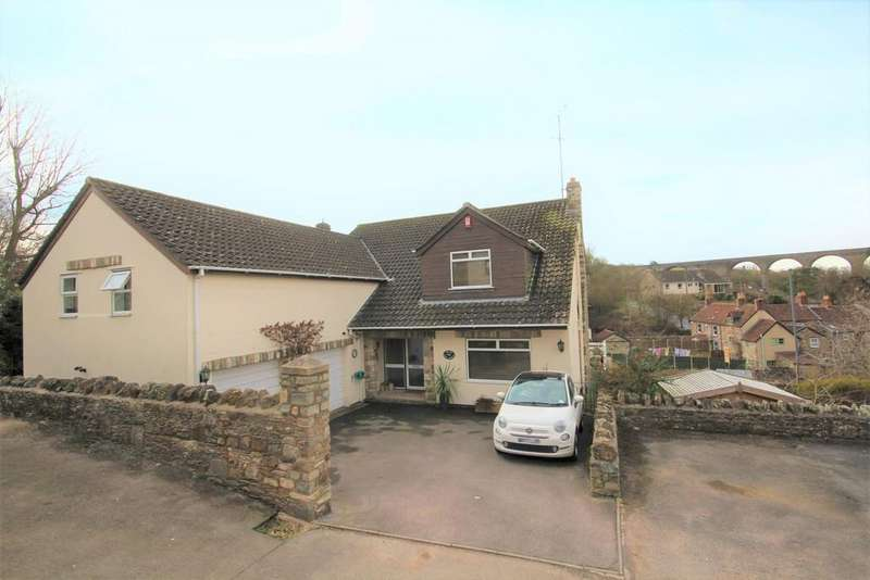 5 Bedrooms Detached House for sale in High Street, Pensford