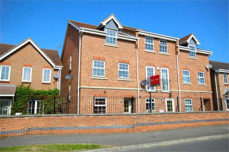 3 Bedrooms End Of Terrace House for sale in Loxley Way, Brough, HU15