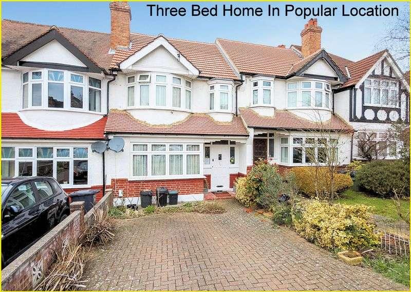 3 Bedrooms Property for sale in Langley Way, West Wickham