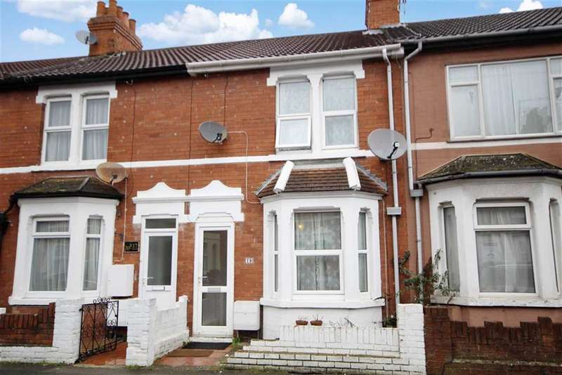 2 Bedrooms Terraced House for sale in Portsmouth Street, Swindon