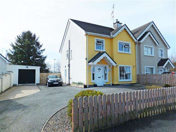 4 Bedrooms Semi Detached House for sale in Holmebrook, Derrygonnelly