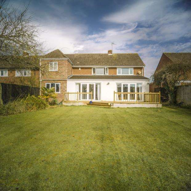5 Bedrooms Detached House for sale in Ilminster Road, Taunton, Somerset