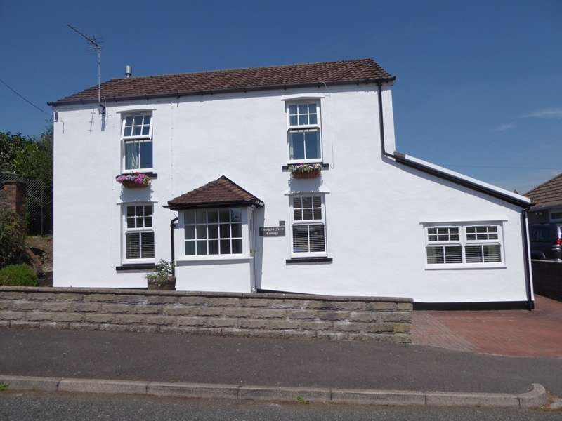 4 Bedrooms Detached House for sale in Ael Y Bryn, Caerphilly