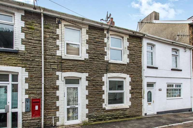 3 Bedrooms House for rent in Jersey Road, Blaengwynfi, PORT TALBOT