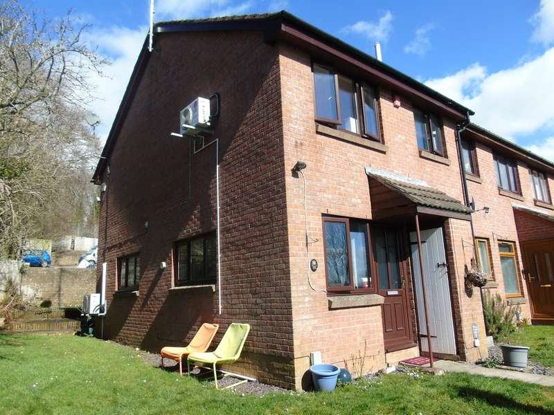 1 Bedroom End Of Terrace House for sale in Forest View, Cardiff