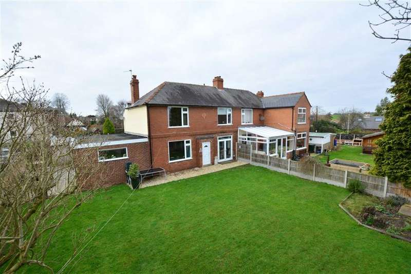 3 Bedrooms Property for sale in Westfield Lane, South Milford, Leeds, LS25