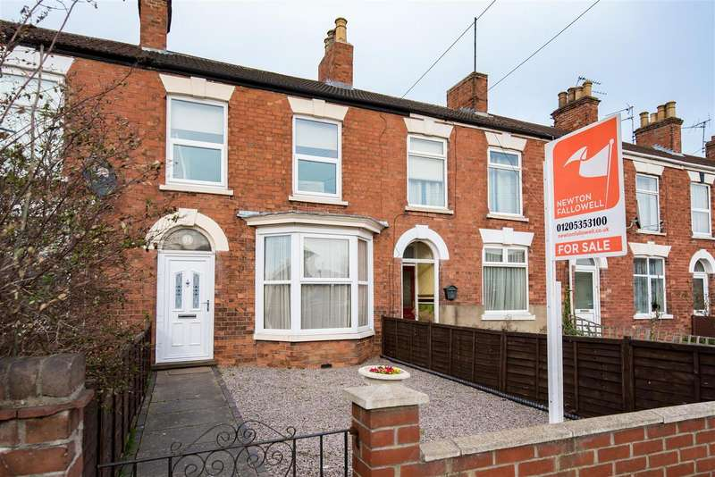 3 Bedrooms Terraced House for sale in Freiston Road, Boston