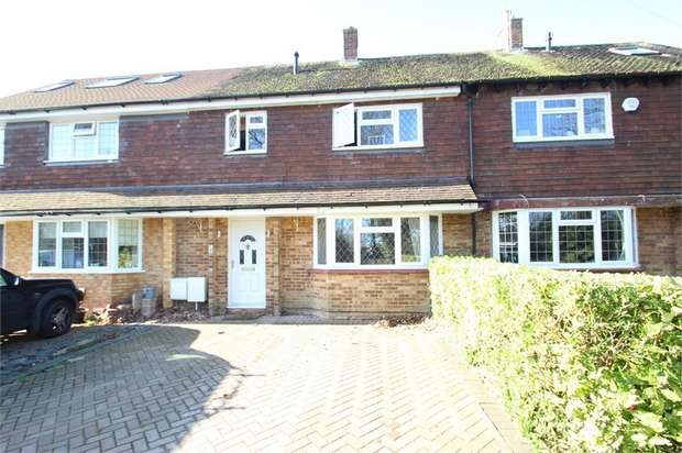 3 Bedrooms Terraced House for sale in Juniper Close, Guildford, Surrey