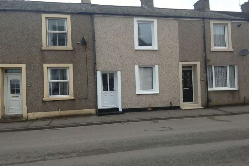 2 Bedrooms Property for rent in Dalzell Street, Moor Row, CA24