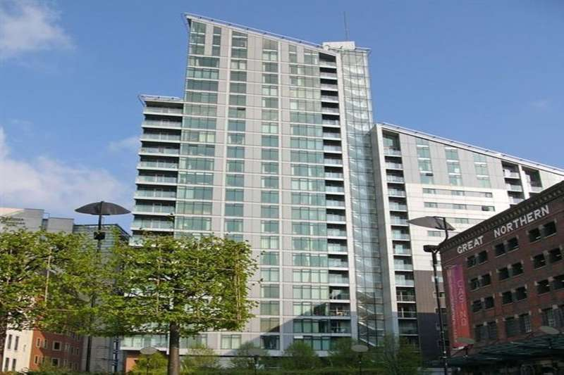 2 Bedrooms Flat for sale in Great Northern Tower, 1 Watson Street, Manchester, M3