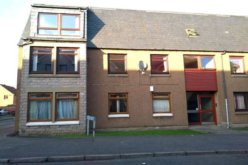 3 Bedrooms Flat for sale in Wallace Street, Falkirk, FK2