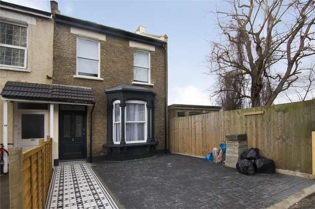 4 Bedrooms End Of Terrace House for sale in Northcote Road, Walthamstow, London