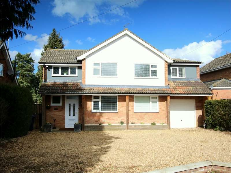 5 Bedrooms Detached House for sale in Little Paxton, ST NEOTS