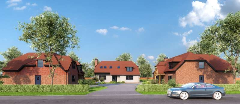 4 Bedrooms Detached House for sale in The Drive, Ifold,Loxwood, Billingshurst, RH14