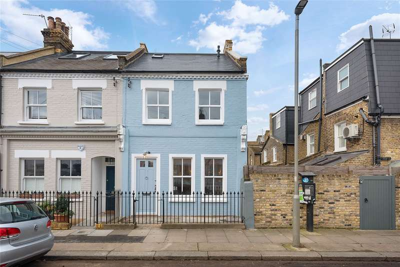 4 Bedrooms End Of Terrace House for sale in Candahar Road, Battersea, London, SW11