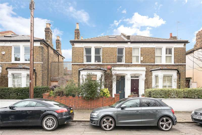 3 Bedrooms Semi Detached House for sale in Ursula Street, Battersea, London,, SW11