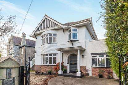 5 Bedrooms Detached House for sale in Weston Super Mare, Somerset, .