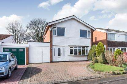 4 Bedrooms Link Detached House for sale in Kingscroft Road, Streetly, Sutton Coldfield, West Midlands
