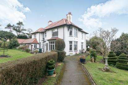 4 Bedrooms Detached House for sale in Treforris Road, Dwygyfylchi, Penmaenmawr, Conwy, LL34