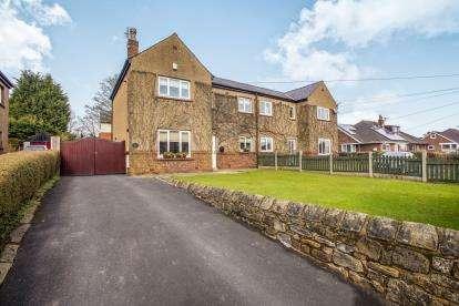 3 Bedrooms Semi Detached House for sale in Lower Lane, Longridge, Preston, Lancashire, PR3