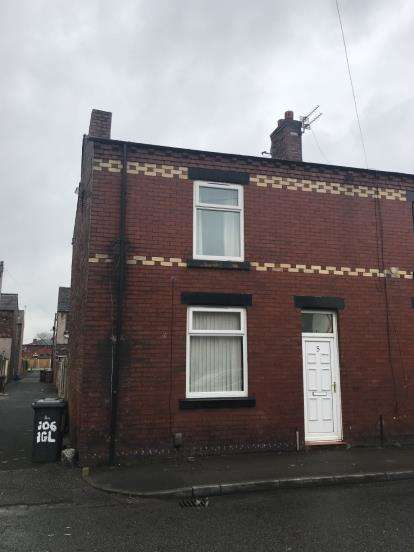 2 Bedrooms End Of Terrace House for sale in Leaway, Ince, Wigan, Greater Manchester, WN2