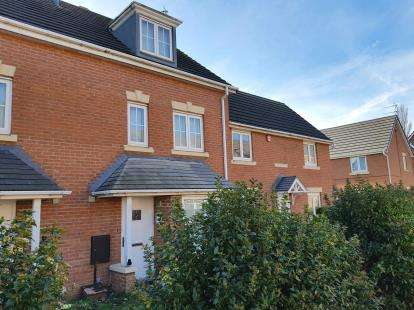 4 Bedrooms Terraced House for sale in Maddren Way, Middlesbrough