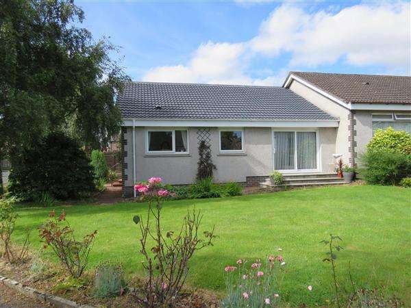 3 Bedrooms Semi Detached House for sale in Rosebank, 2A Inchdarnie Crescent, St. Boswells