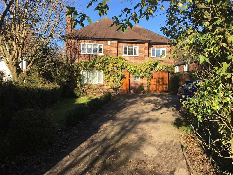 4 Bedrooms Detached House for sale in Castle Bank, Stafford