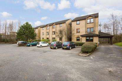 2 Bedrooms Flat for sale in Crichton Place, Springburn