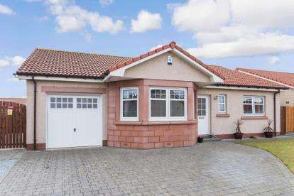 3 Bedrooms Bungalow for sale in Kinellar Place, Thornton