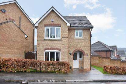 3 Bedrooms Detached House for sale in Ironstone Crescent, Chapeltown, Sheffield, South Yorkshire
