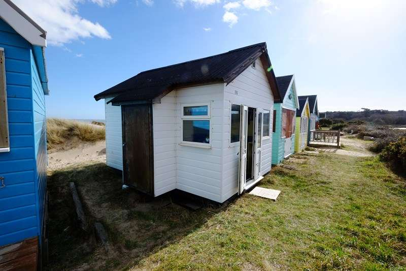 Property for sale in Mudeford Spit, Christchurch