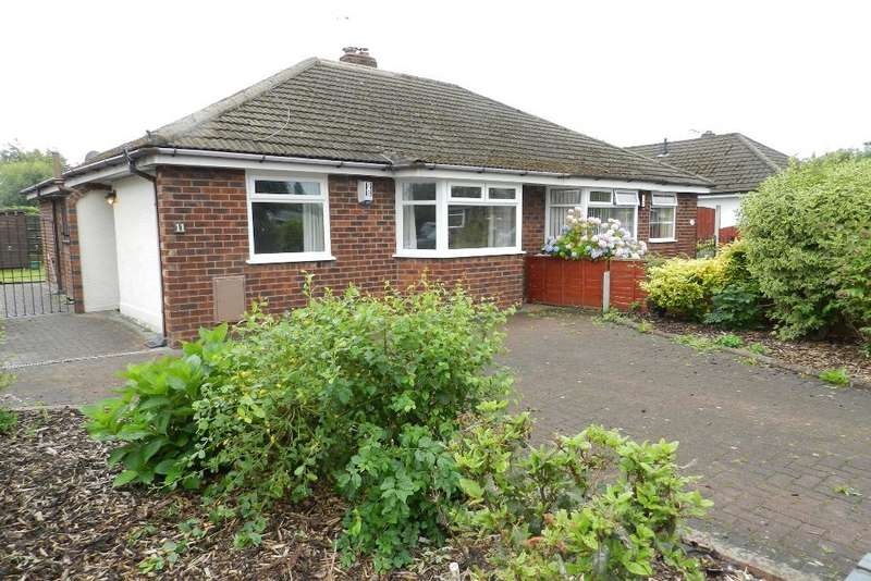 2 Bedrooms Bungalow for sale in Avon Road, Culcheth, Warrington, WA3 5DT